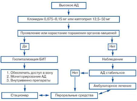 hipertenzija 1 krizė
